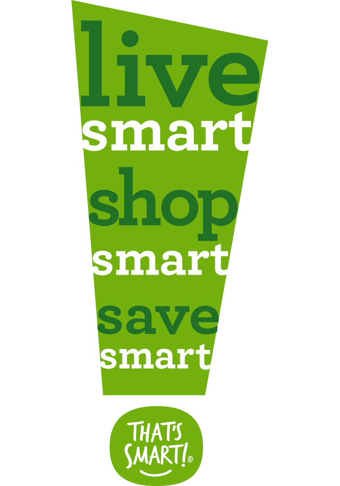That's Smart! live smart, shop smart, save smart