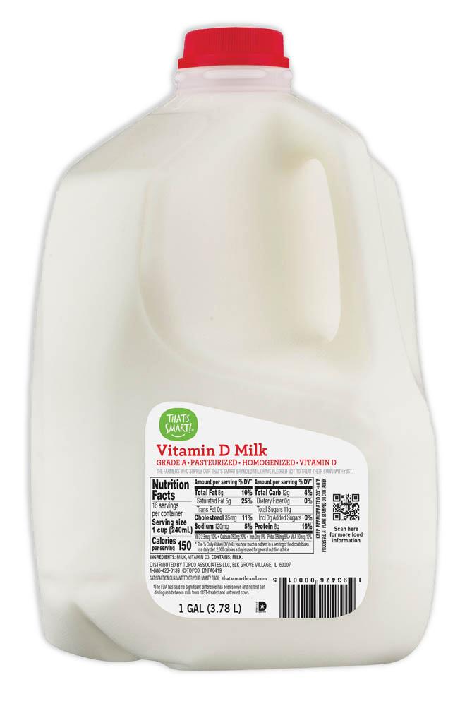 That's Smart! Vitamin D Milk