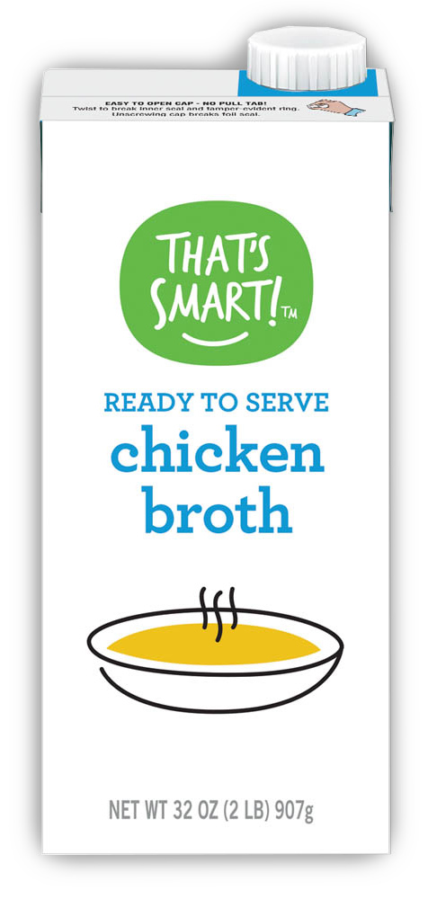 That's Smart! chicken broth