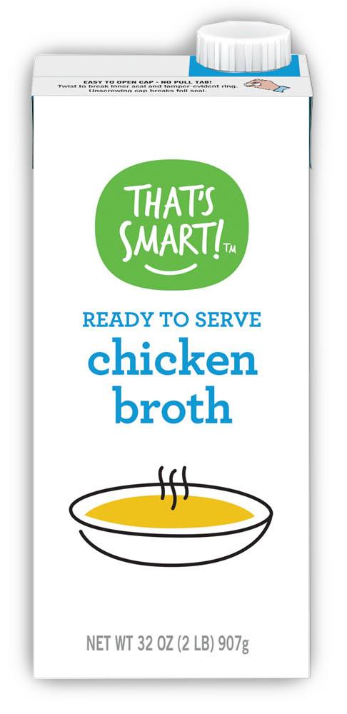 That's Smart! chicken broth