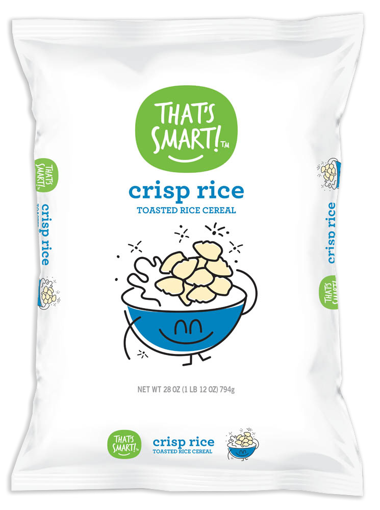 That's Smart! Toasted Crisp Rice Cereal