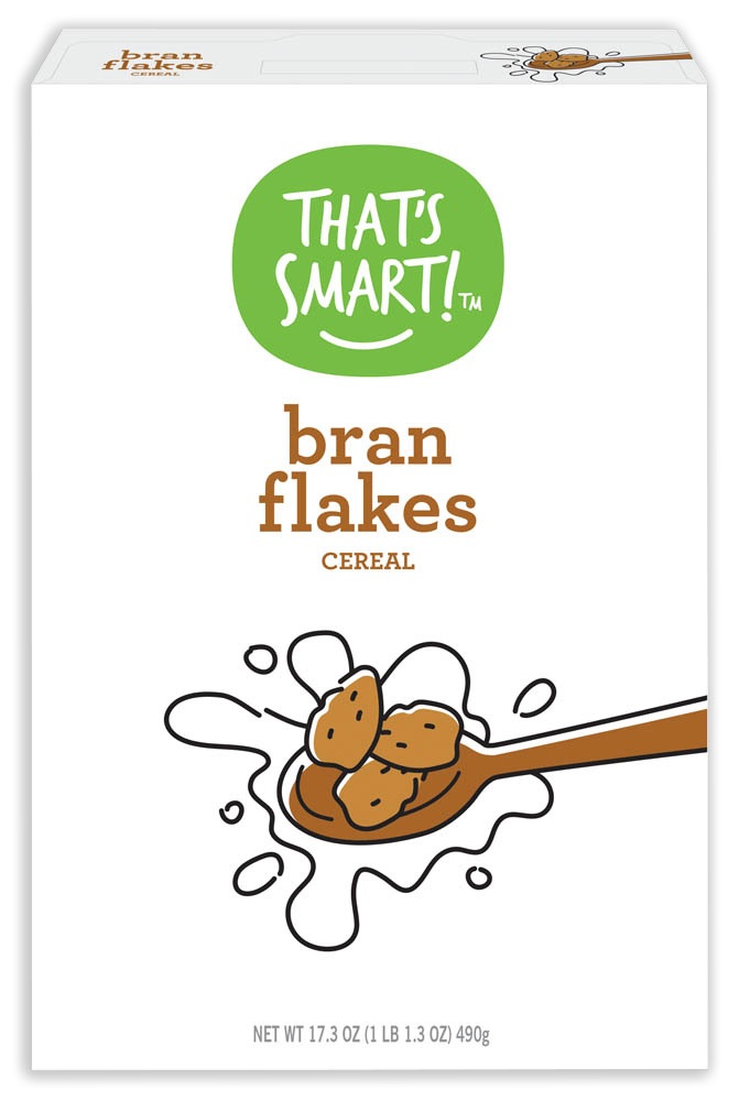 That's Smart! Bran Flakes Cereal