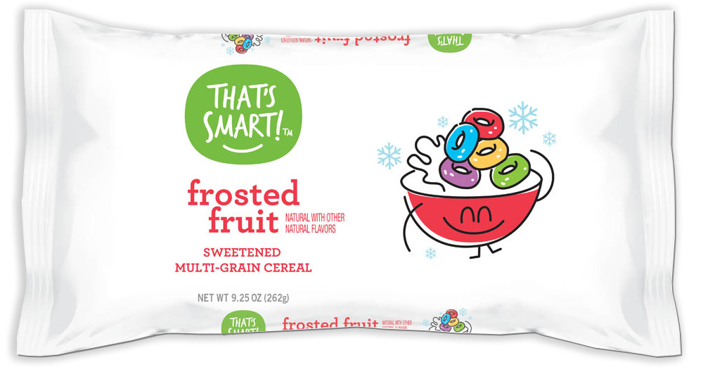 That's Smart! Frosted Fruit Cereal