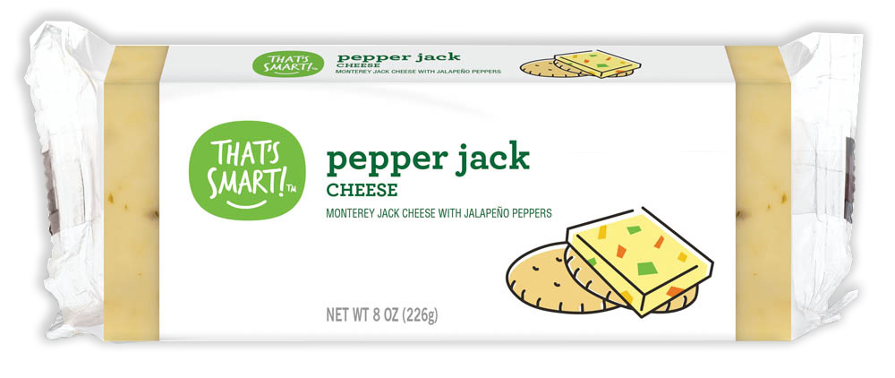 That's Smart! Pepper Jack Cheese