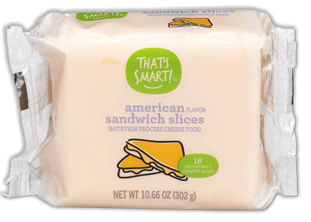 That's Smart! American Flavor Sandwich Slices
