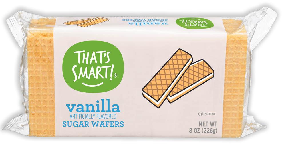 That's Smart! vanilla sugar wafers