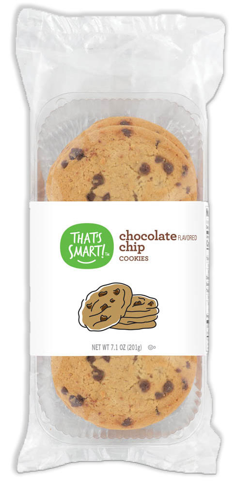 That's Smart! chocolate chip cookies