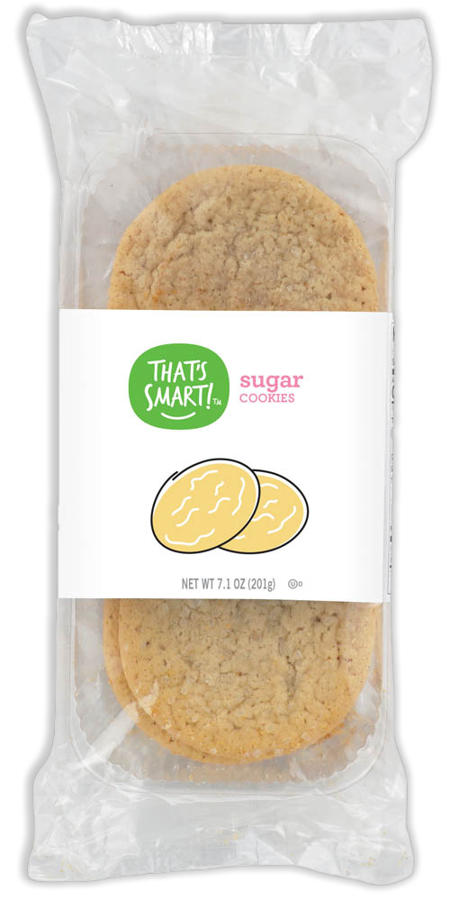 That's Smart! sugar cookies