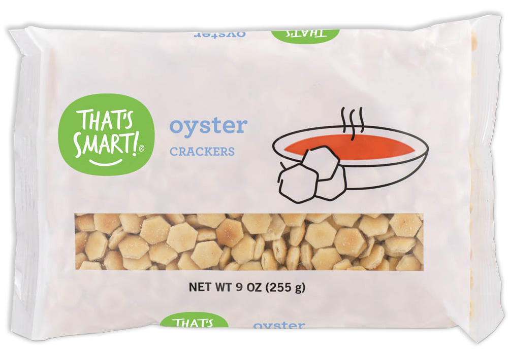 That's Smart! oyster crackers