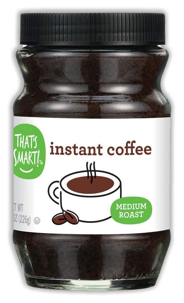 That's Smart! Medium Roast Instant Coffee
