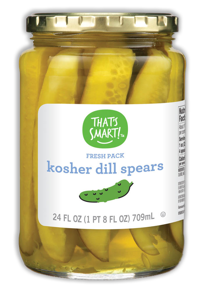 That's Smart! kosher dill spears
