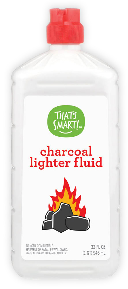 That's Smart! Charcoal Lighter Fluid