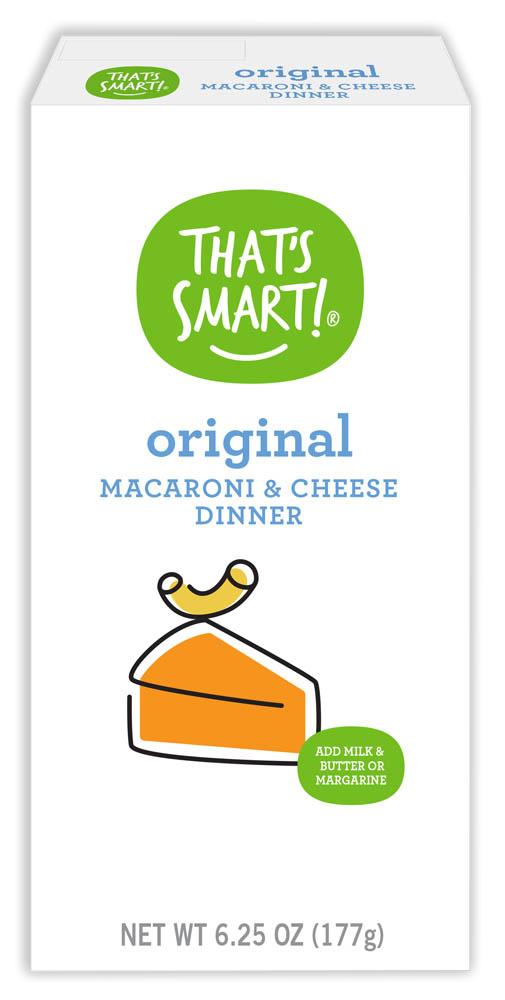 That's Smart! Original Macaroni & Cheese Dinner