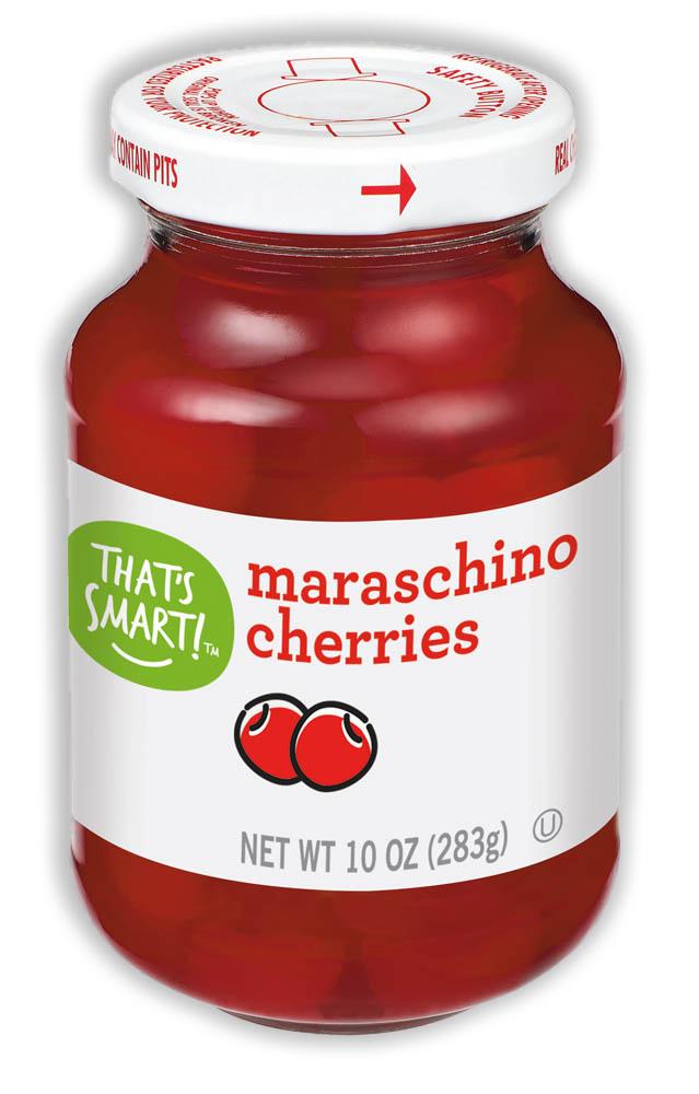 That's Smart! Maraschino Cherries