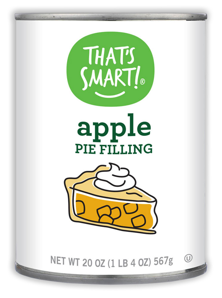 That's Smart! Apple Pie Filling