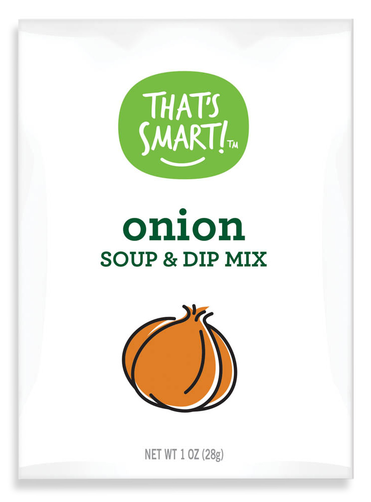 That's Smart! onion soup and dip mix