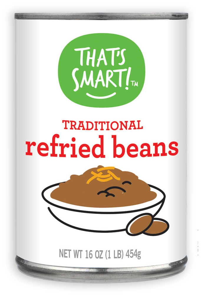 That's Smart! Traditional Refried Beans
