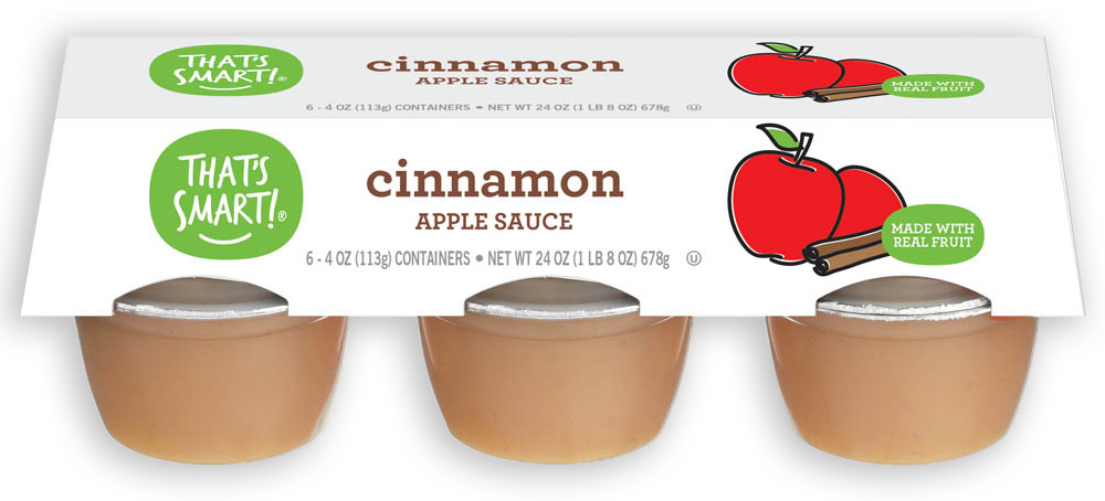 That's Smart! cinnamon apple sauce