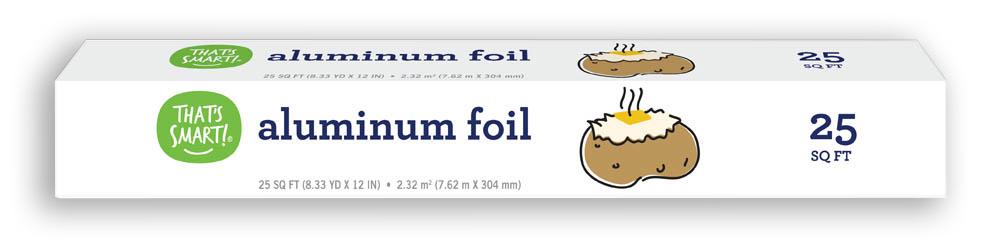 That's Smart! aluminum foil