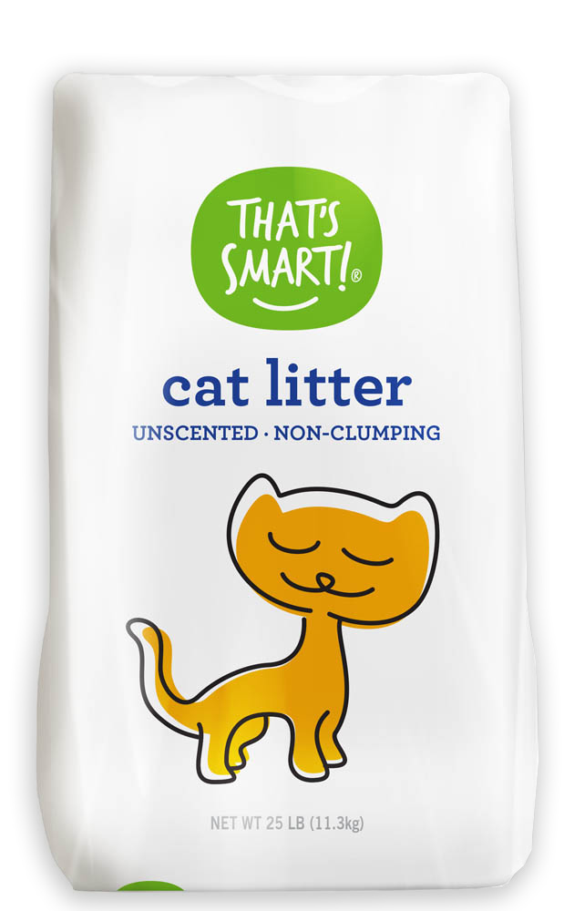 That's Smart! cat litter