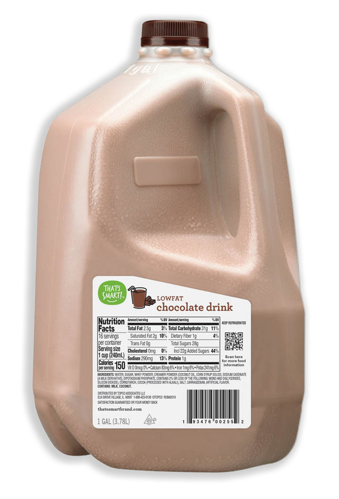 That's Smart! Lowfat Chocolate Drink