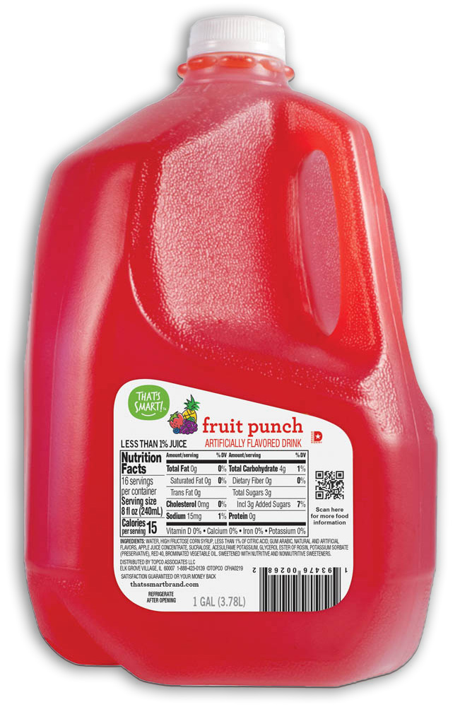 That's Smart! Fruit Punch