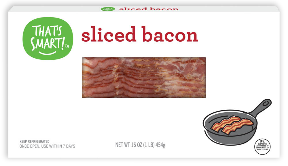 That's Smart! sliced bacon