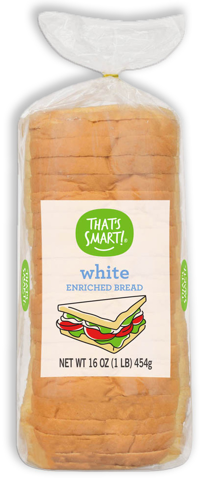That's Smart! White Bread