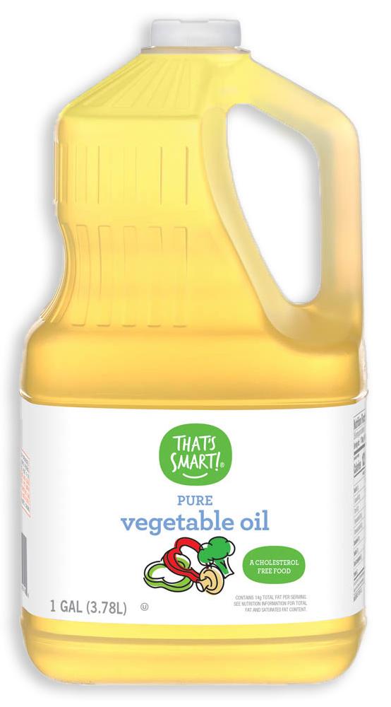 That's Smart! Vegetable Oil