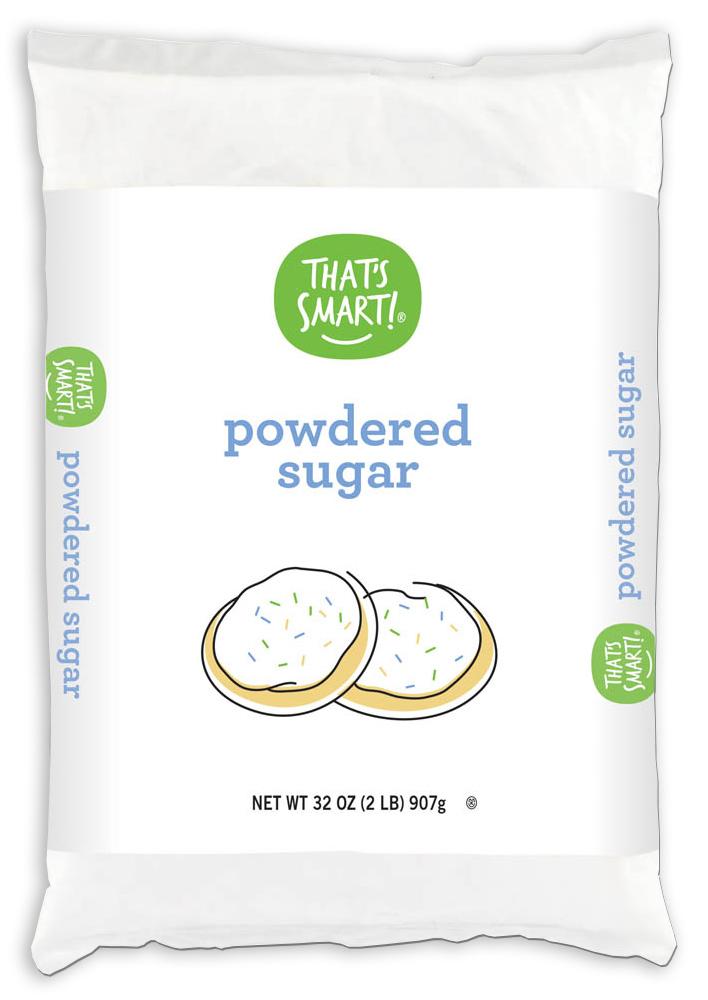 That's Smart! powdered sugar