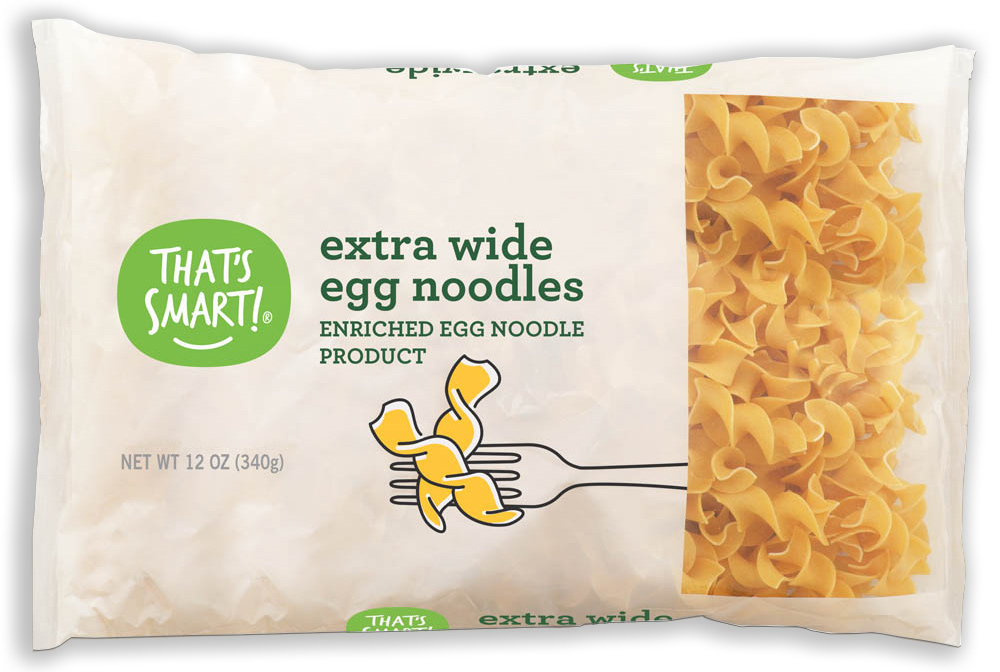 That's Smart! Extra Wide Egg Noodles