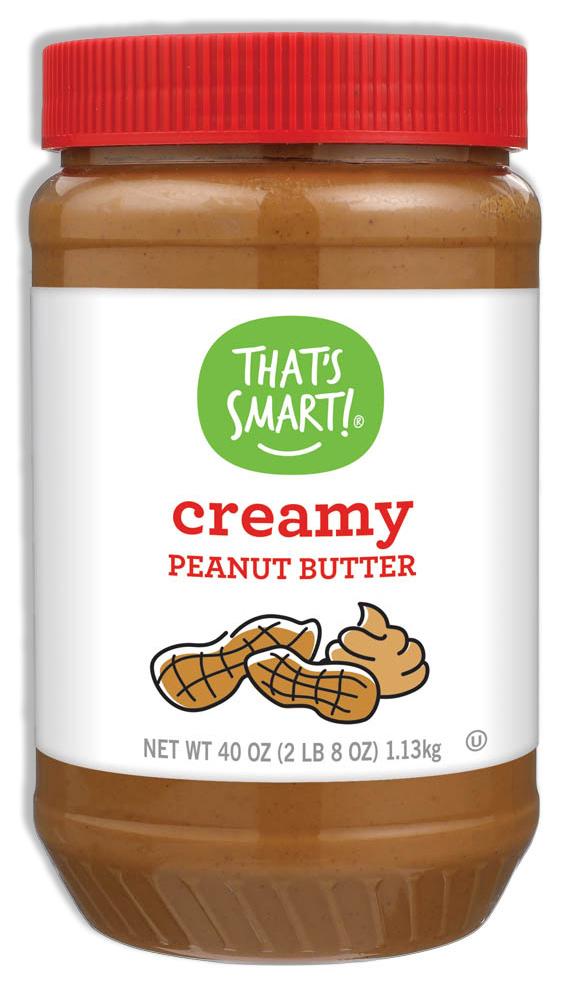 That's Smart! Creamy Peanut Butter