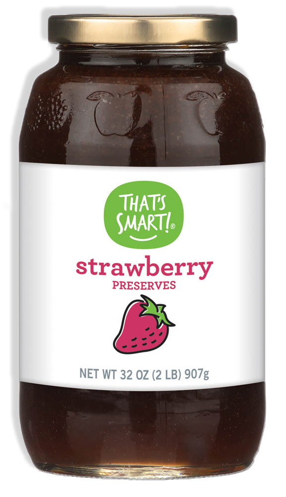 That's Smart! strawberry preserves