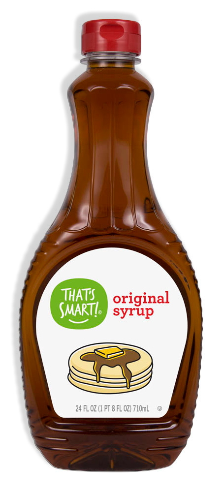 That's Smart! original syrup
