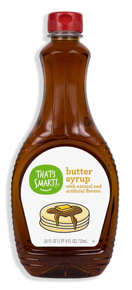 That's Smart! butter syrup