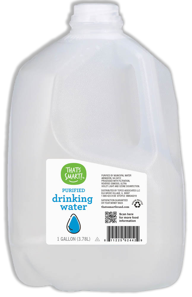 That's Smart! Purified Drinking Water - 1 gallon