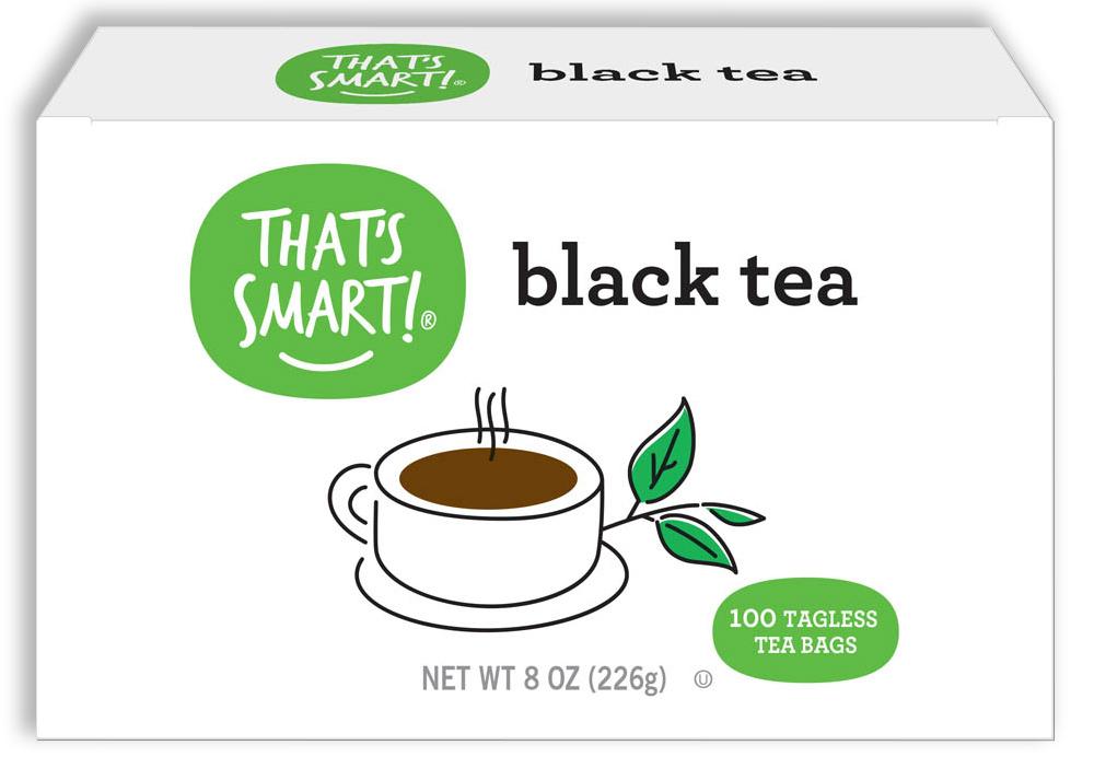 That's Smart! Black Tea Bags