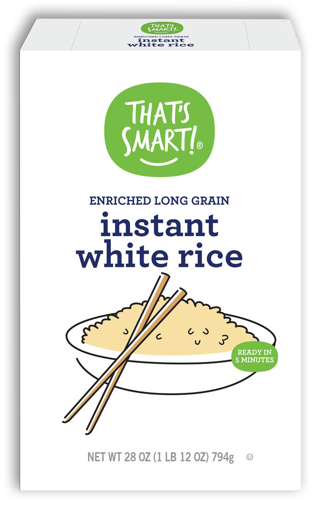 That's Smart! instant white rice