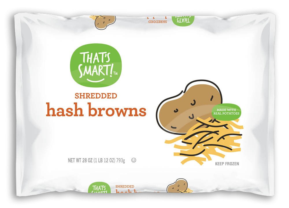 That's Smart! Shredded Hash Browns