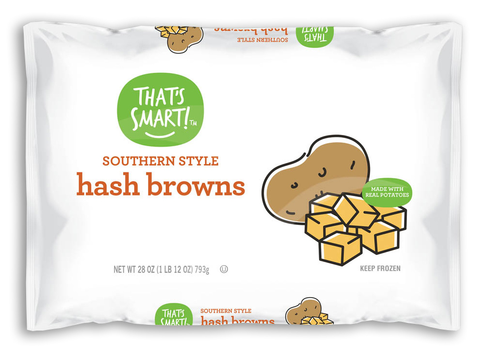 That's Smart! Southern Style Hash Browns