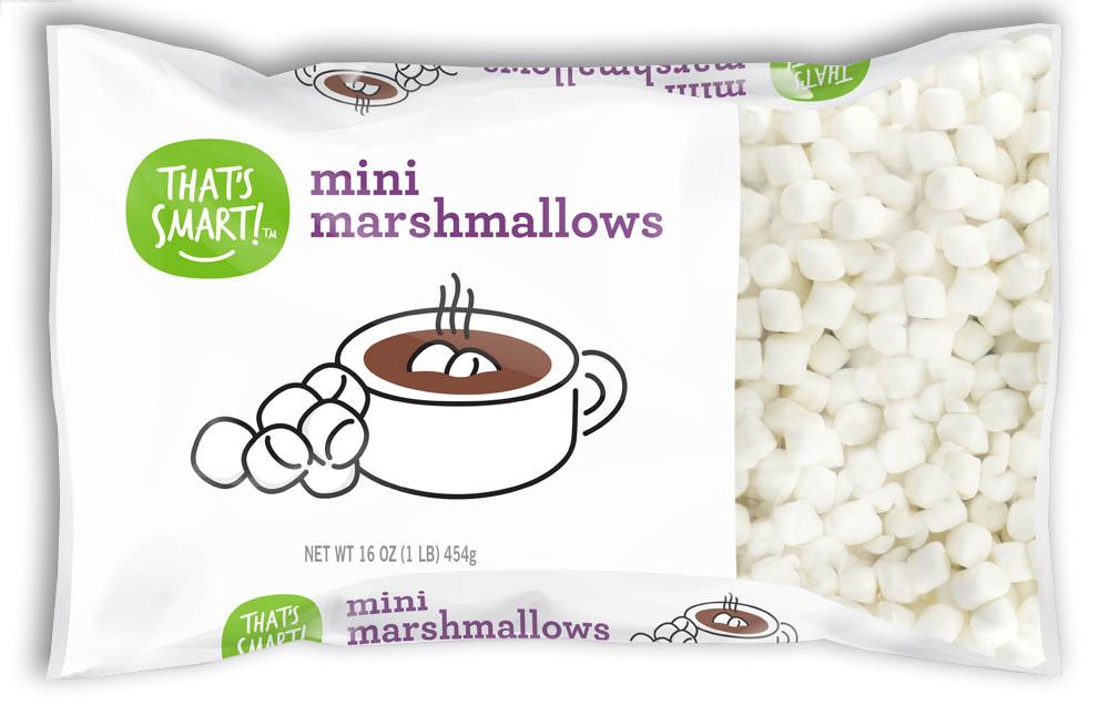 That's Smart! mini marshmallows