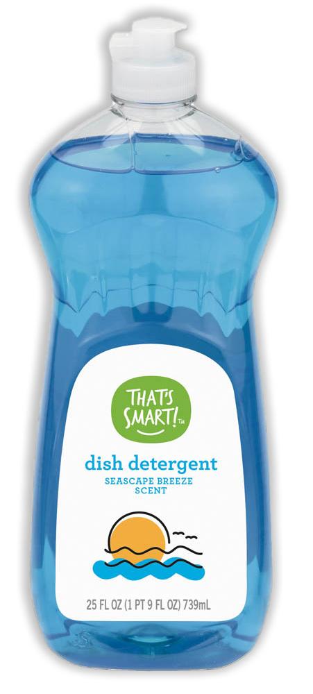 That's Smart! seascape breeze dish detergent