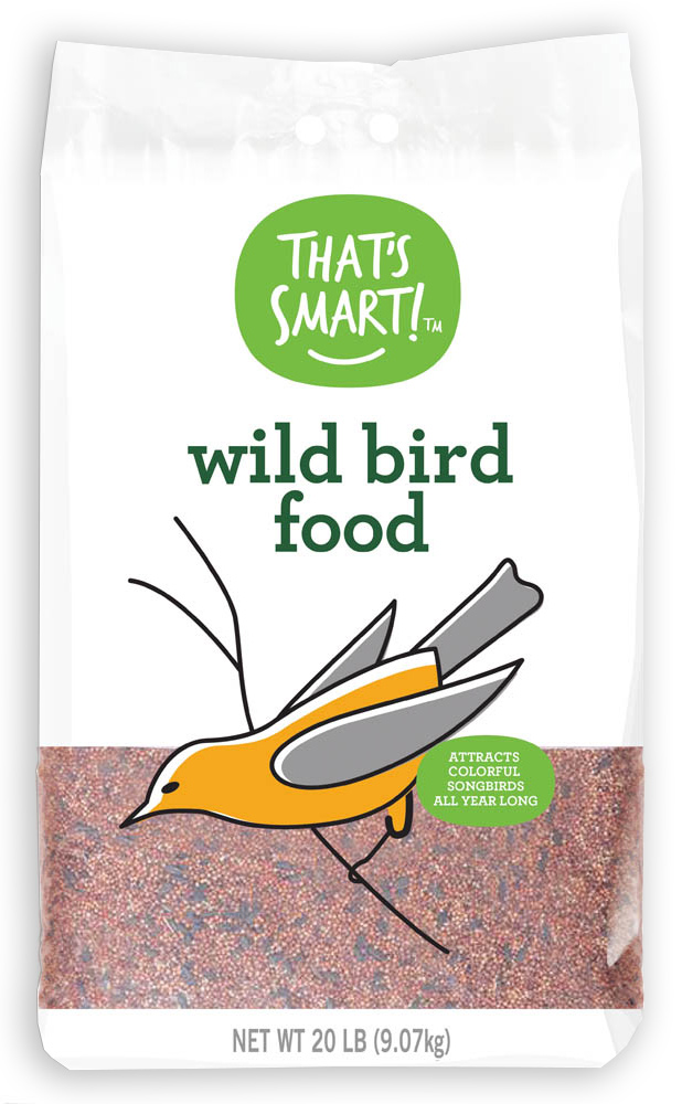 That's Smart! wild bird food