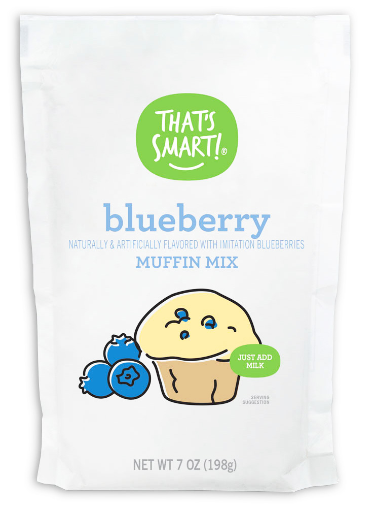 That's Smart Blueberry Muffin Mix