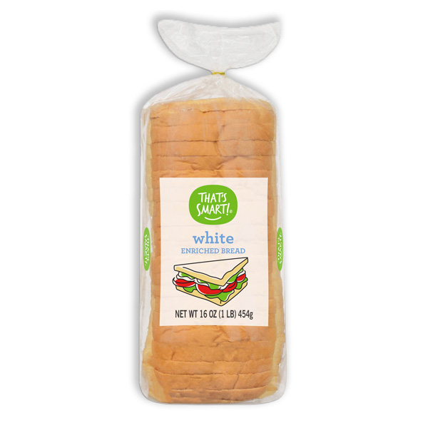 That's Smart Brand Breads and Buns Products