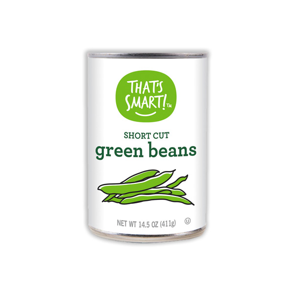 That's Smart Brand Canned Food Products