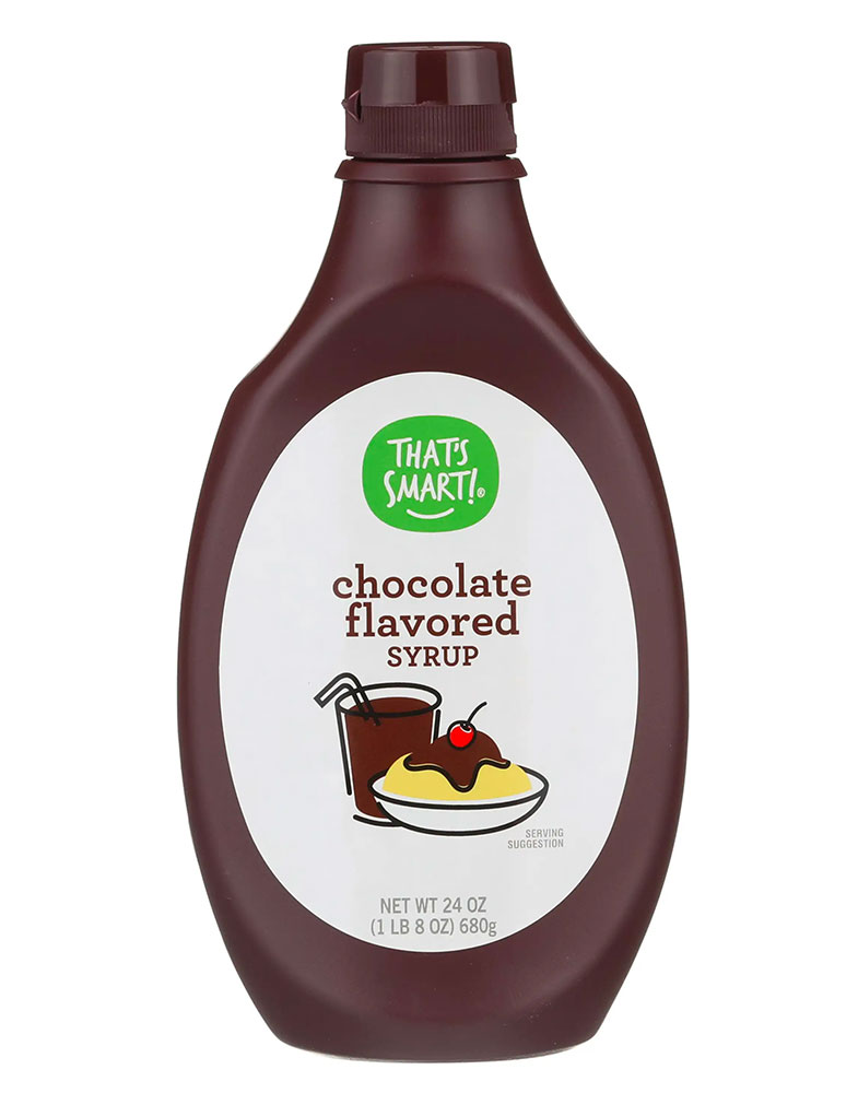 That's Smart! chocolate flavored syrup