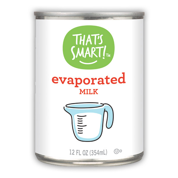 That's Smart! evaporated milk