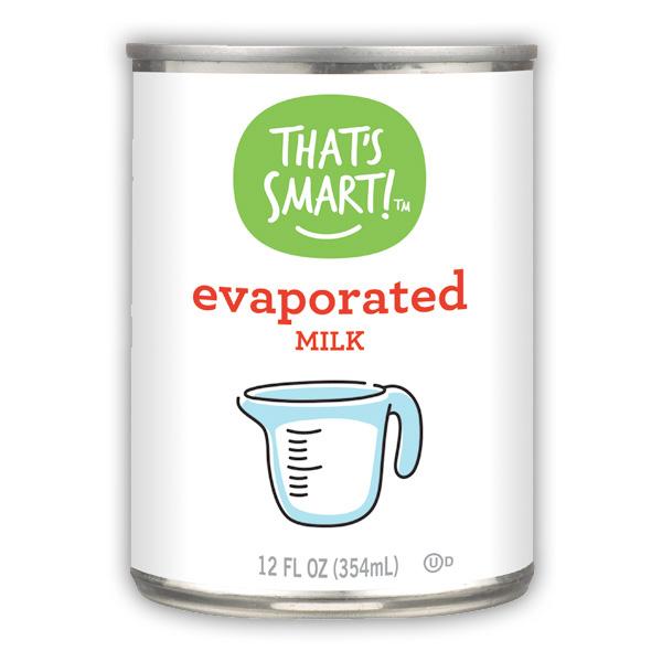That's Smart! evaporated milk