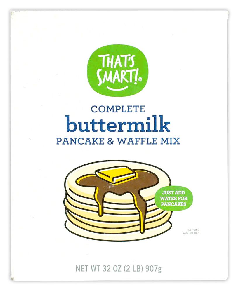 That's Smart Buttermilk Pancake & Waffle Mix